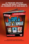 LES COUPS DE BOOST DE L'HUMOUR - C'EST QUOI...