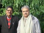 आद. योगराज जी के पटियाला निवास पर / 22 दिस.2011