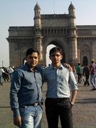 गुरुभाई अंकित सफ़र के साथ (मुम्बई)