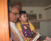 2012 दीपावली की संध्या तुलसी-पूजन