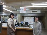Otaru University of Commerce's #OAWeek doorhangers #1