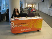 2011 International Open Access Week at George Mason University