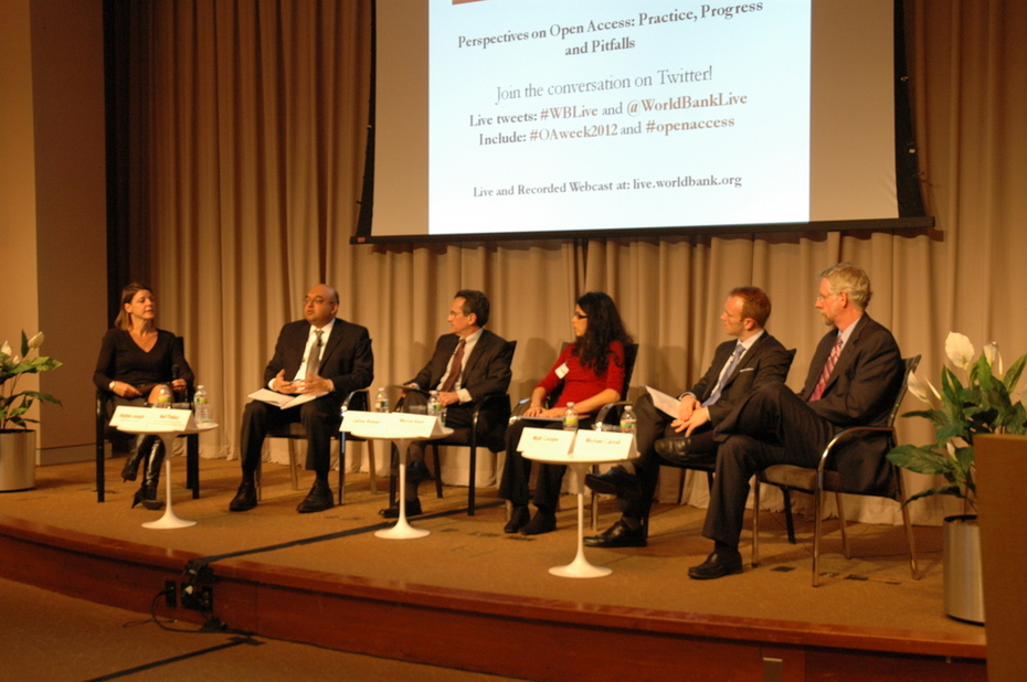 SPARC / World Bank OA 2012 Kick Off (5)