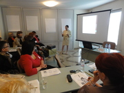 Conferences particpation and teaching