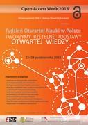 Poland OAW 2018