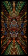 Original Art and Visual Experiments of Stephen Calhoun