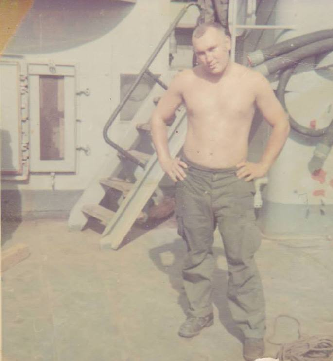 Goober 1968 Vietnam 20 yrs. old