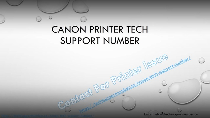 Canon-printer-tech-support-number