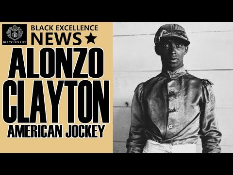 Black Excellist:  Alonzo Clayton - Kentucky Derby Winner