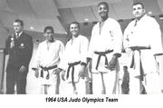 1964 U.S. Olympic Team, Tokyo, Japan