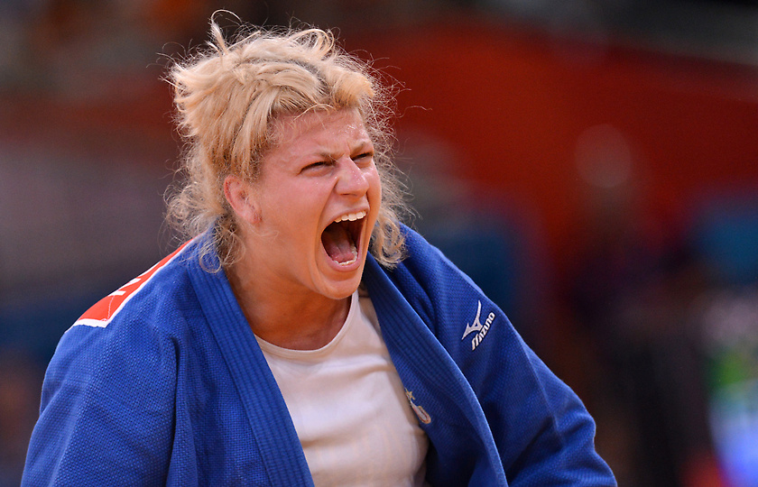 LONDON 2012 OLYMPICS DAY 6 (-78KG)