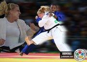 Kayla Harrison, U78 Double Olympic Champion 2012 & 2016 @USAJudo @TeamUSA @Judo_Kayla