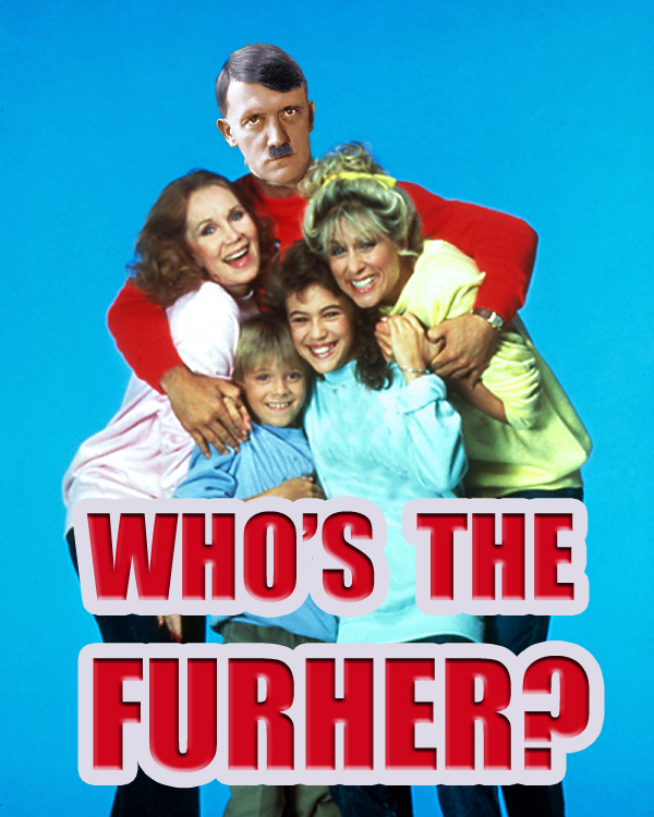 Who's the Fürher?