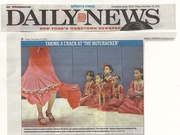 Ballet Ambassadors in the Daily News