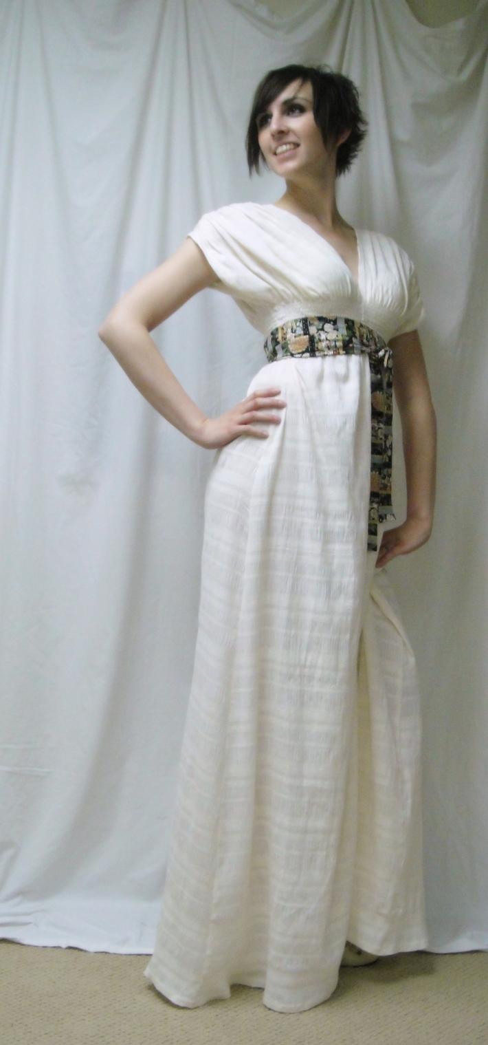 The Grecian Goddess Dress
