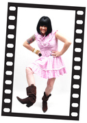 The Shoot for Frills Dress