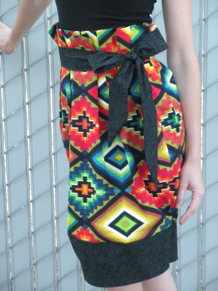 Summer in the South West Skirt