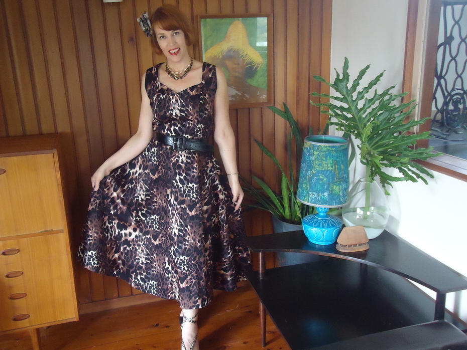 """The """"Feet on the Ground"""" Dress"""