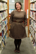 The Well Read Dress
