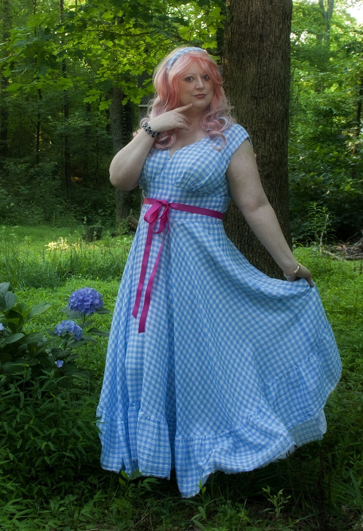 Gingham and Wigs