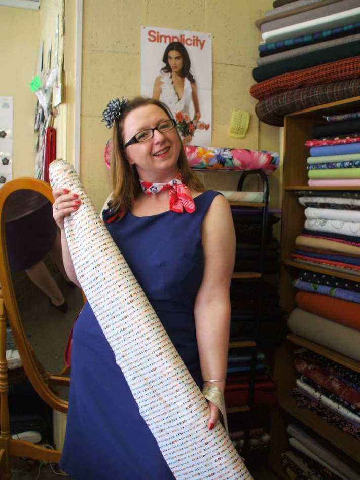 East Anglian Fabric Trail 26 May 2012