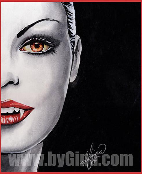 VAMPIRE 26 by Gina King