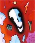 Jolly Skull by Gilda Kolkey