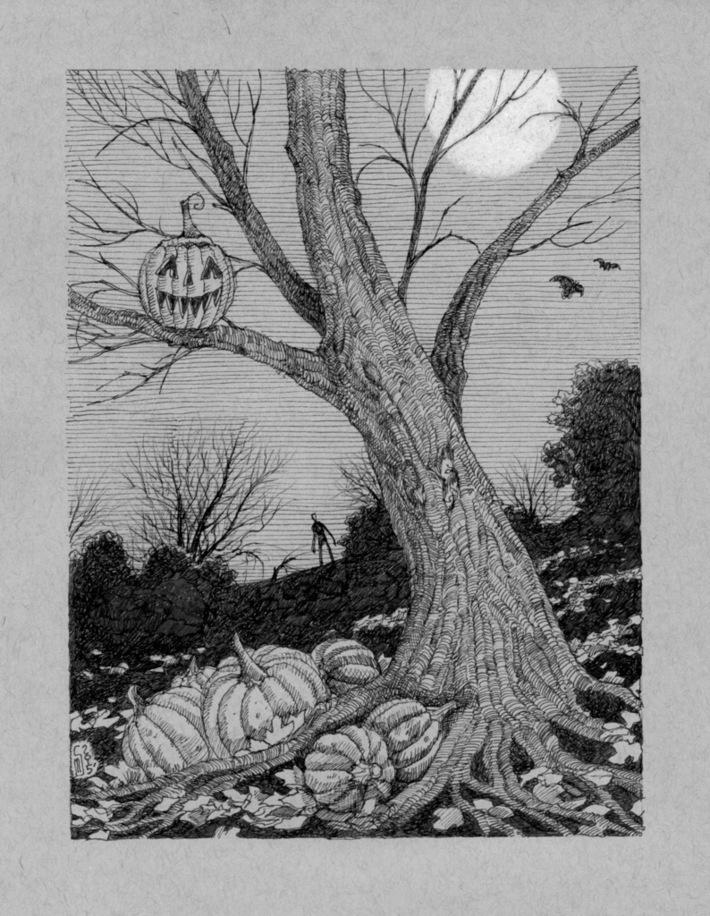 80 Pumpkin Tree