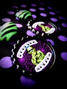 Forever Dead earrings