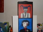 Denise's art work