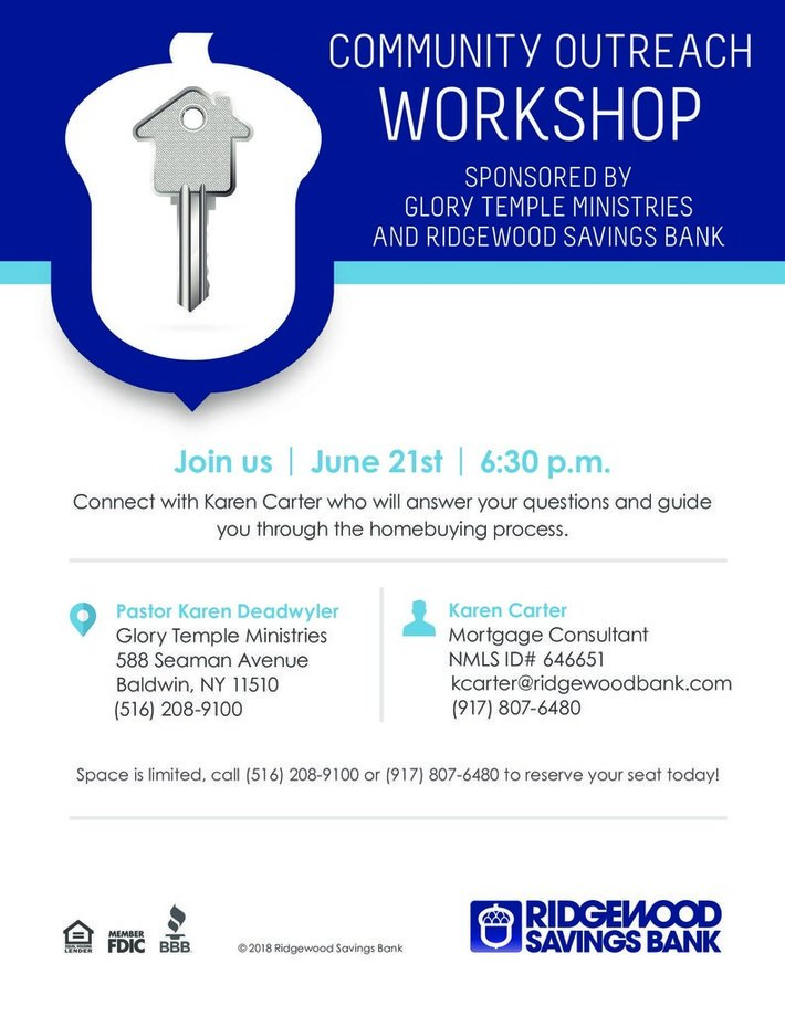 Homebuyers Workshop June 21 2018 1 of 5