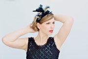 Tina Kite Millinery, Felt and Feather Headband