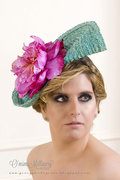 Malta Hat by O'mimi Millinery SS2013