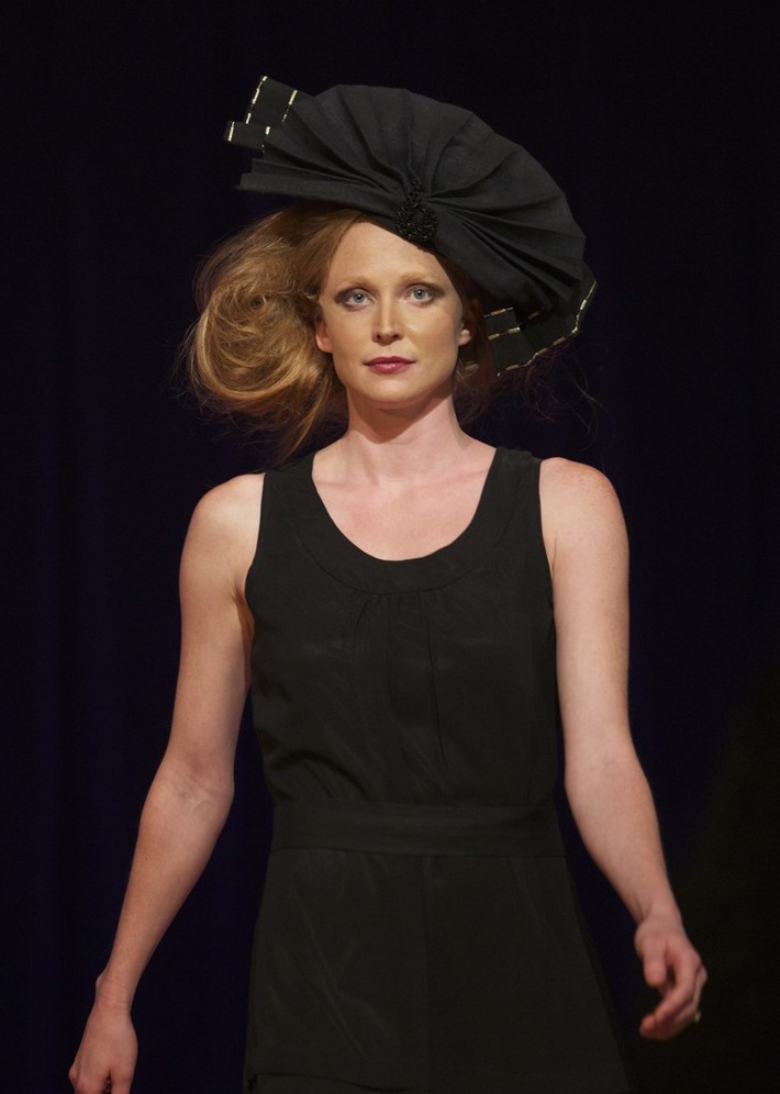 The Hat and the Little Black Dress 9th of June 2013