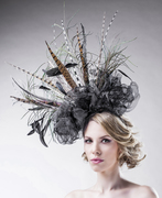 oversized_black_headpiece_accesssory_for_her_derby_ascot_hats