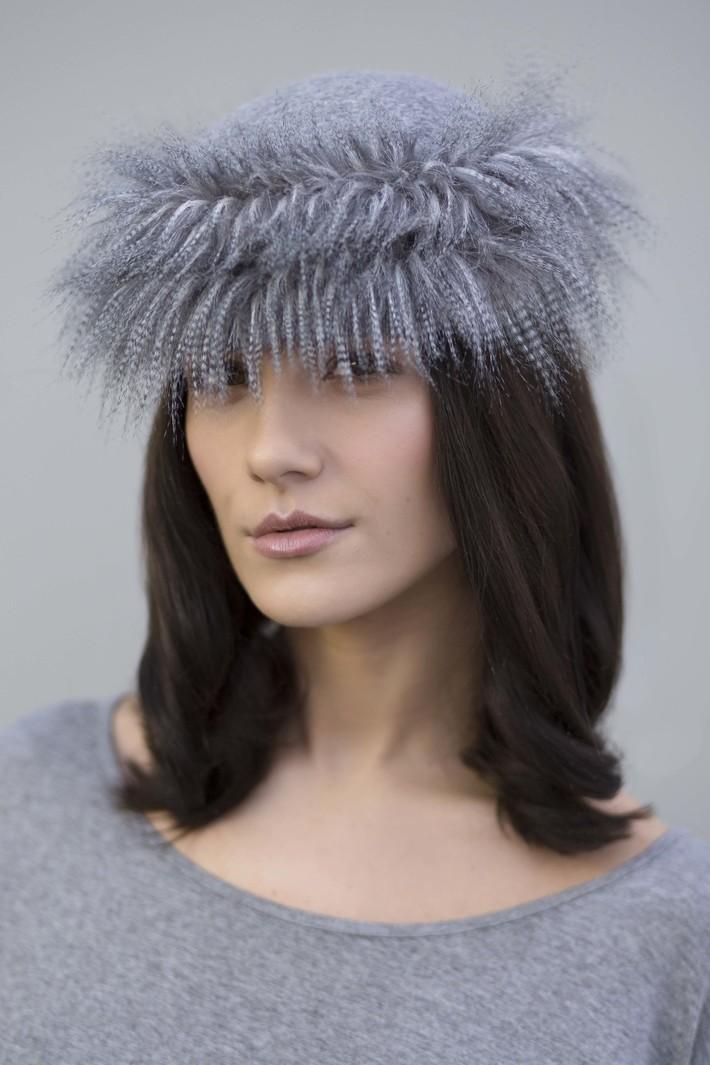 Faux Fur Hat (2)