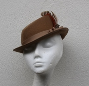 Victorian Steampunk Topper Women Millinery