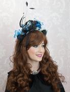Cheshire cat head band