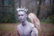 Doll's Mad Hattery Icicle Crown. King of the Faeries