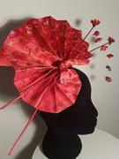 Geisha Red Silk
