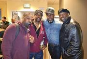 Troy Hughes, Paul Anthony Damion Hall and Bowlegged Lou