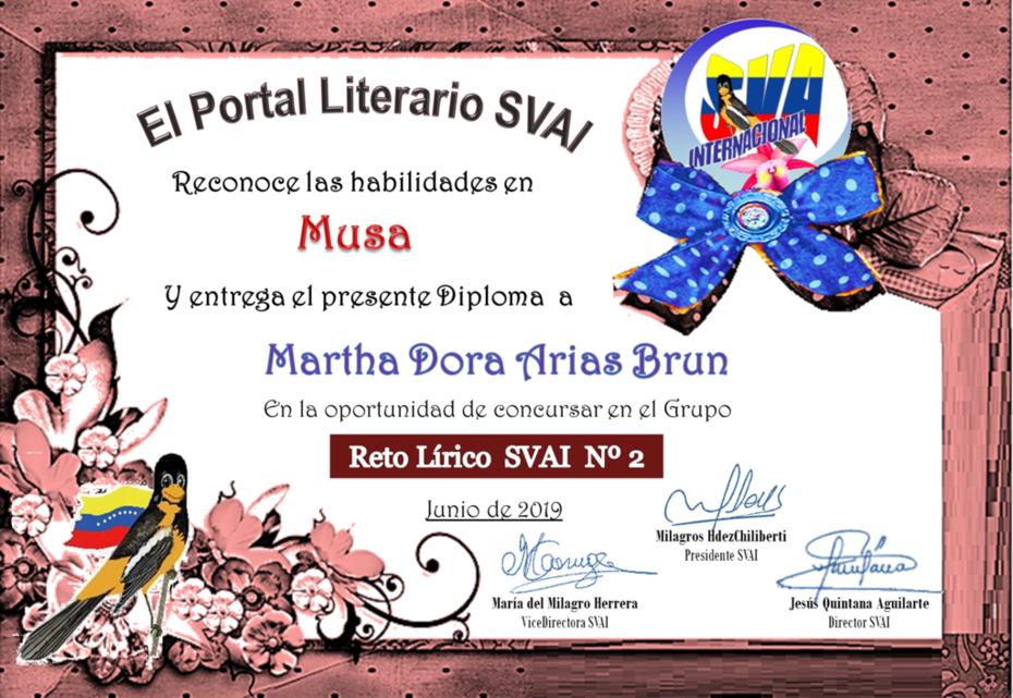MARTHA DORA ARIAS BRUN