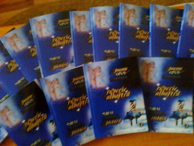 Reverie albastră