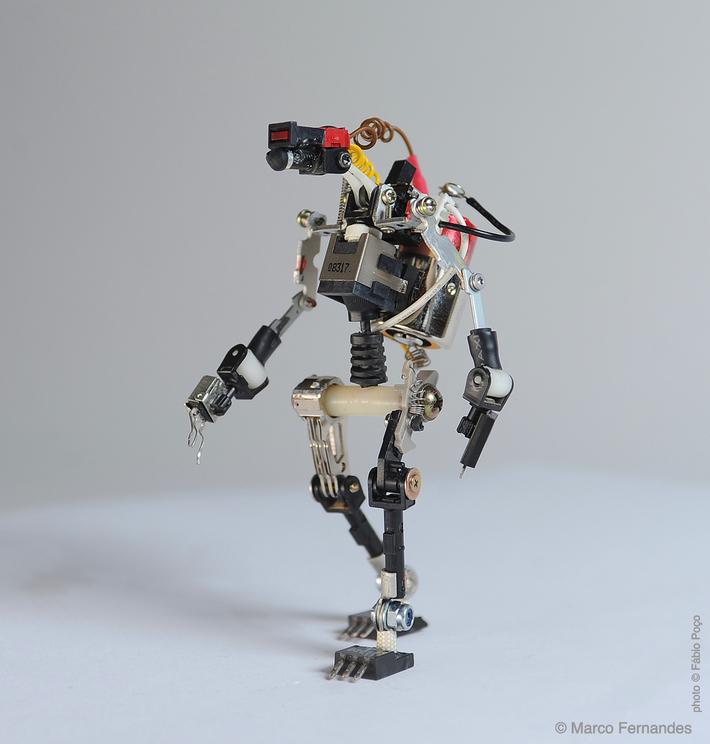 #R³bot three Obeit