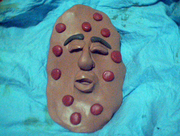 One Measle-y Cookie