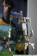 armature – made by Tom Bierton – 15 years.