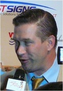 Steven Baldwin at East Hampton Studios at an after party for the Hamptons Film Festival