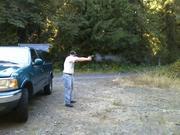 9mm target practice