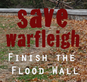 Save Warfleigh ~ Finish the Flood Wall