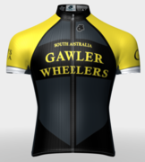 Gawler Wheelers (visit our fb page Gawler Wheelers Cycling Group)